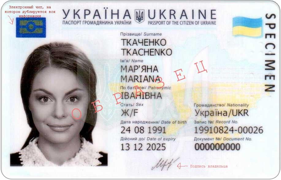 biometricheskiy-pasport-grazhdanina-ukrainy-id-karta